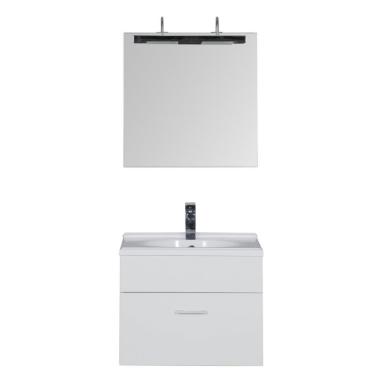 Комплект мебели для ванной Aquanet Данте 60 белый