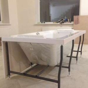 Установка ванны - полезные советы