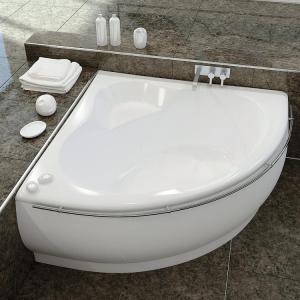 Угловые модели акриловых ванн от Radomir