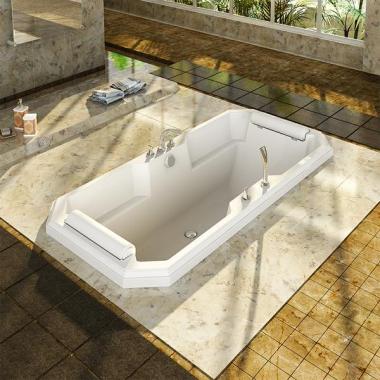 Акриловая ванна Fra Grande Фернандо 190х90 встраиваемая