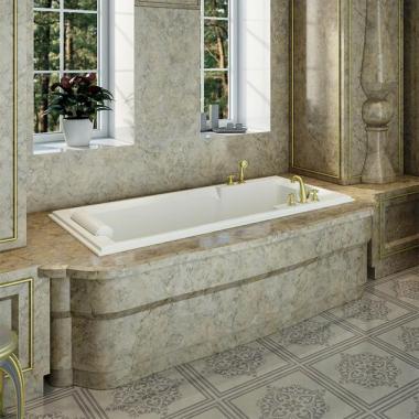 Акриловая ванна Fra Grande Руссильон встраиваемая