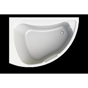 Акриловая ванна Radomir Альбена 168x120 левая