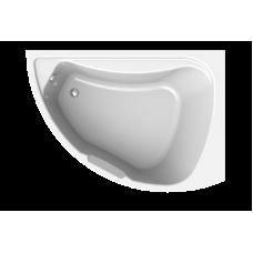 Акриловая ванна Radomir Альбена 168x120 правая
