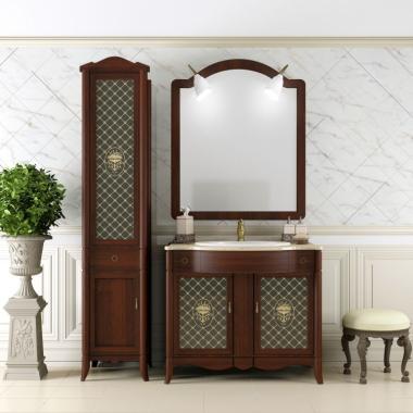 Комплект мебели Opadiris Виктория 90 светлый орех с темной патиной