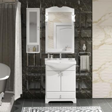 Комплект мебели Opadiris Клио 65 белый