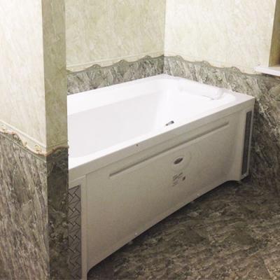 Акриловая прямоугольная ванна Radomir Хельга