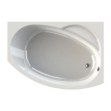 Акриловая ванна Vannesa Монти 150x105 правая