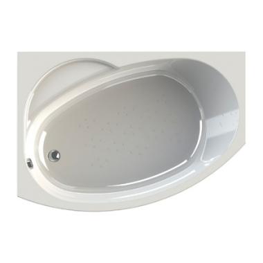 Акриловая ванна Vannesa Монти 150x105 левая