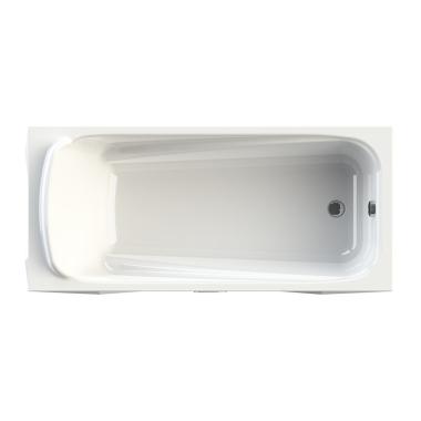 Акриловая ванна Vannesa Роза 170x77