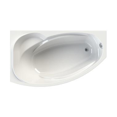 Акриловая ванна София 169x99 левая