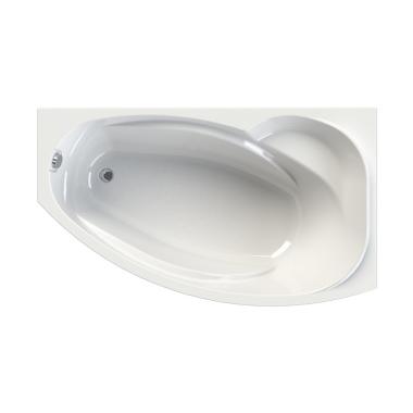 Акриловая ванна София 169x99 правая