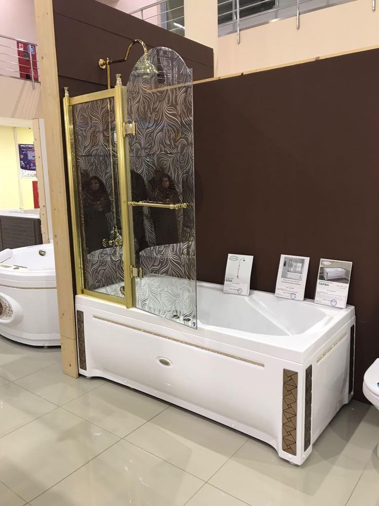 Акриловая ванна Радомир Астория, толщиной 6 мм