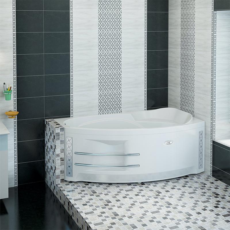 Акриловая ванна Ванесса София, толщиной 5 мм